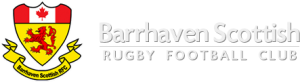 Barrhaven Scottish Rugby Football Club Logo
