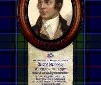 Scottish Society of Ottawa Robbie Burns Supper 2016