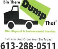 Bin There Dump That Sponsors Barrhaven Scottish Rugby