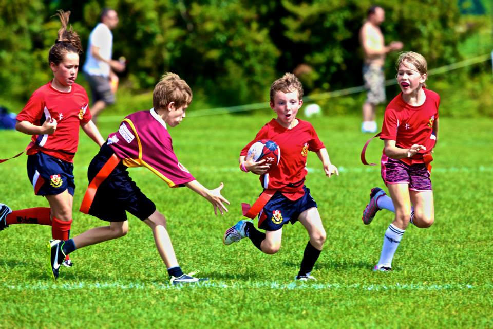 Free TRY Rugby Sessions for Kids