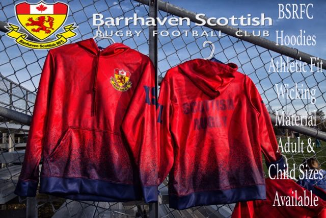 BSRFC Hoodies 2017