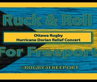 Ruck & Roll For Freeport: Hurricane Dorian Relief Concert