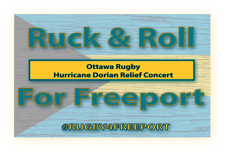 Ruck & Roll For Freeport: Hurricane Dorian Relief Concert