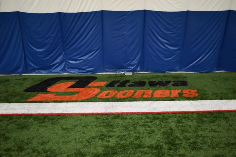 New Partnership with the Ottawa Sooners Mega Dome.