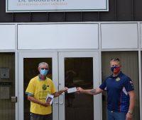 BSRFC Non-Medical Mask Fundraising Donations